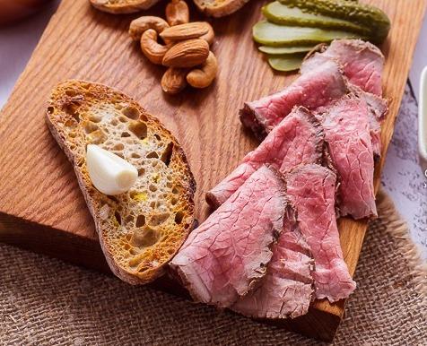Рецепт говядины сувид а-ля ростбиф